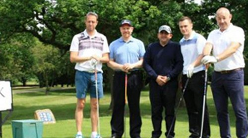Noah's Ark Golf Day